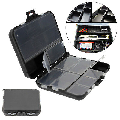 New 26 Slots Fishing Lure Tackle Hook Bait Storage Box Case Organizer for Angler