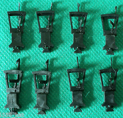 New 2016 Official Hornby X9289 NEM Couplers Couplings & Hooks For Pockets x8