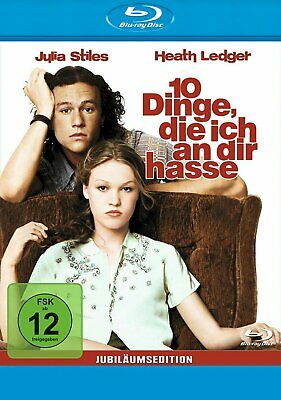 10 Dinge, die ich an Dir hasse - (Heath Ledger) # BLU-RAY-NEU