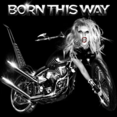 Lady Gaga : Born This Way CD (2011)