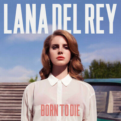 Lana Del Rey : Born to Die CD (2012) ***NEW***