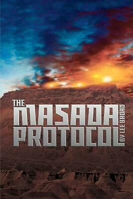 The Masada Protocol by Lee C. Broad (English) Paperback Book Free Shipping!