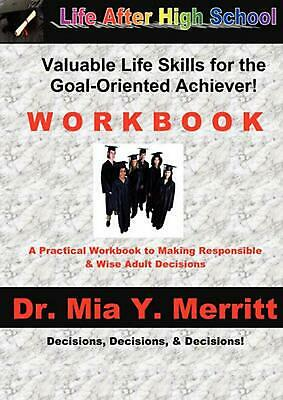 Life After High School Workbook by Mia Y. Merritt (English) Paperback Book Free