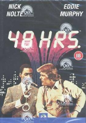 48 Hrs DVD (2000) Nick Nolte, Hill (DIR) cert 15 Expertly Refurbished Product