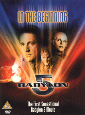 Babylon 5: In the Beginning DVD (2002) Bruce Boxleitner