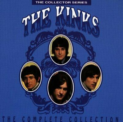 Kinks, the : The Ultimate Collection CD