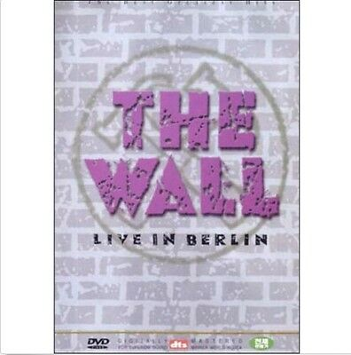 ROGER WATERS THE WALL, Pink Floyd DVD - LIVE In Berlin (New & Sealed)