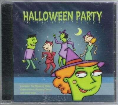 Various - Halloween Party CD Value Guaranteed from eBay's biggest seller!