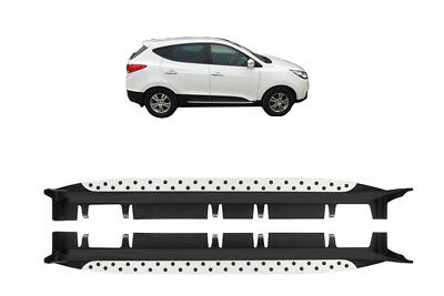 Marchepieds Hyundai IX35 LM Marche-pieds 2009-2014 Jupes latérales Running Board