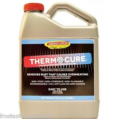 Thermocure Cooling System Rust Remover Engine And Radiator Flush 946ml Evaporust