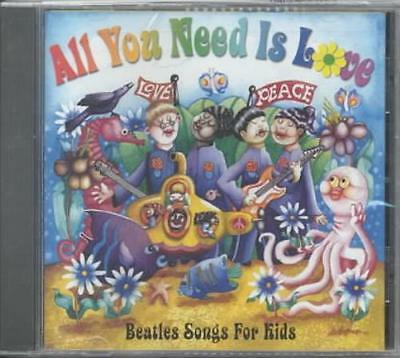 Various Artists - All You Need Is Love: Beatles Songs For Kids New Cd