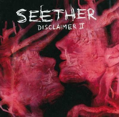 Seether - Disclaimer New Cd