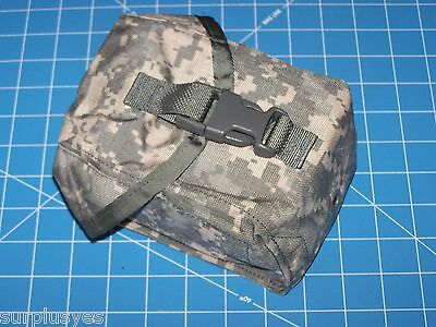 US Military Issue MOLLE II NEW 100 Round SAW Utility Pouch Magazine Army w P38