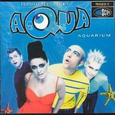 Aqua : Aquarium CD (1997)