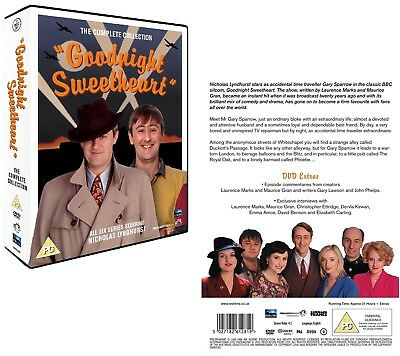 GOODNIGHT SWEETHEART 1-6 (1993-1999) COMPLETE TV Series Seasons - R2 DVD not US