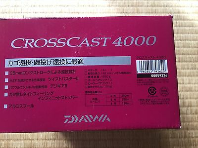 Daiwa Surf Reel  Cross Cast 4500