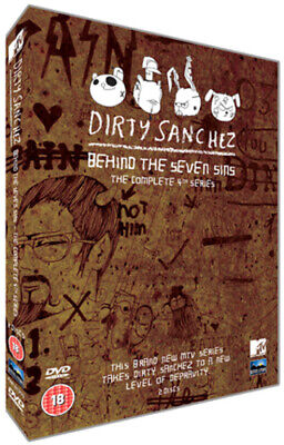 Dirty Sanchez: The Complete Series 4 - Behind the Seven Sins DVD (2008)
