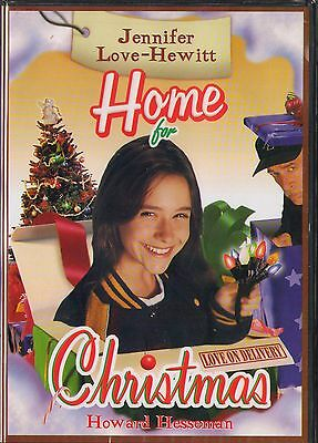 Home for Christmas (DVD, 1999) Jennifer Love Hewitt    BRAND NEW   Rated PG
