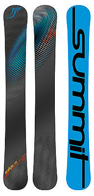 Summit Ecstatic 99cm Skiboards with Technine Custom Snowboard Bindings NEW
