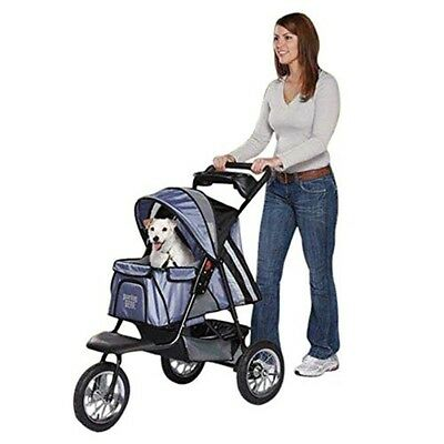 Guardian Gear Sprinter EXT II Stroller Pur - ZA1081-77 Pet Stroller NEW