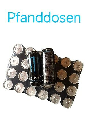 Monster Energy ABSOLUTELY ZERO 12x500ml Dosen, incl.3,-€ Dosenpfand