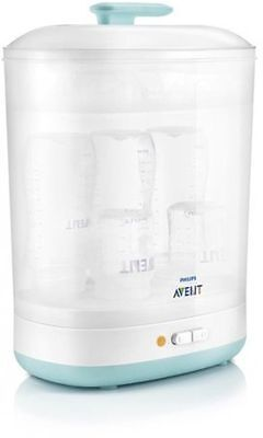 Philips AVENT 2-in-1 Electric Steam Steriliser SCF922/01 BRAND NEW IN BOX