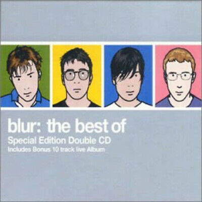 Blur : The Best of Blur CD Special  Album 2 discs (2000) FREE Shipping, Save £s