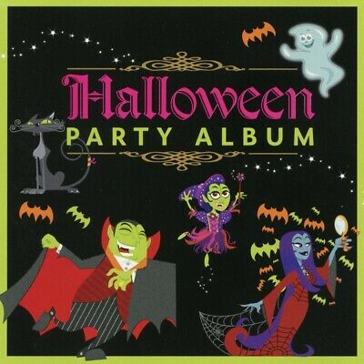 Various : Halloween CD Value Guaranteed from eBay's biggest seller!