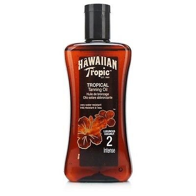 Hawaiian Tropic Professional Intense Sun Tanning Oil SPF 2 Coconut 200ml