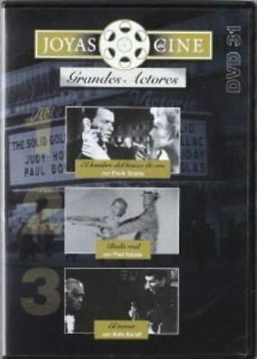 Joyas Del Cine Grandes Actores [Import e DVD Incredible Value and Free Shipping!