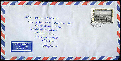 Barbados 1984 Commercial Air Mail Cover To England #C30800