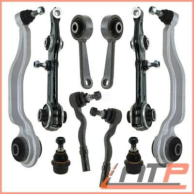 Suspension Control Arm Wishbone + Ball Joint 10-Parts Mercedes E-Class W211 S211