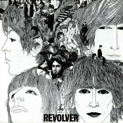 The Beatles : Revolver CD (1987)