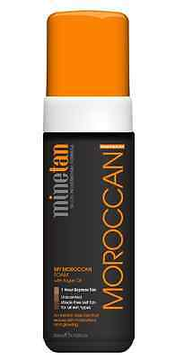 Mine Tan My Moroccan Foam 200ml 1hr MineTan