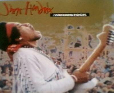 Jimi Hendrix : Hendrix Live at Woodstock CD