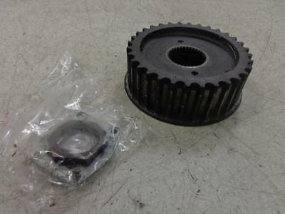 92 Harley Davidson Softail FXSTC FRONT BELT SPROCKET TRANSMISSION PULLEY