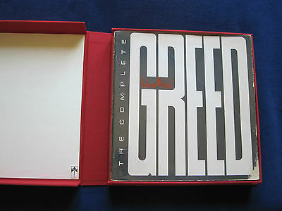 THE COMPLETE GREED - SIGNED by PAUL MCCARTNEY to Composer BERNARD HERRMANN