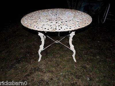 Fancy  Decorative  Iron   Dining   Table