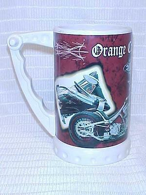 2006 Orange County Choppers OCC ~ 32 ounce STEIN