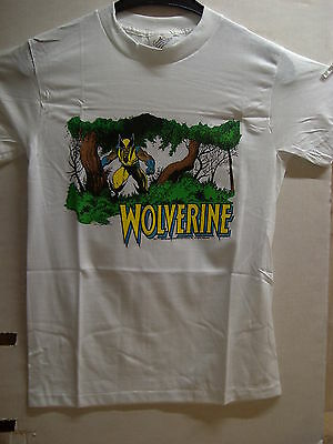 Vintage T-Shirt: Wolverine - Out of the Woods (M) (USA, 1988)