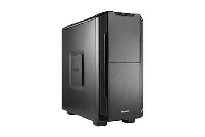 Be Quiet! Silent Base 600 Black Midi Tower Gaming Case - USB 3.0