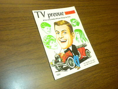 TV PREVUE/Chicago Sun-Times mid 1960's September 26-October 2 MY MOTHER THE CAR