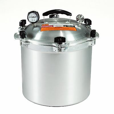 All American 21.5 QT Pressure Cooker/Canner 921 Pressure Cooker NEW