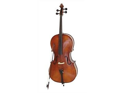 DIMAVERY Cello 4/4 mit Soft-Bag