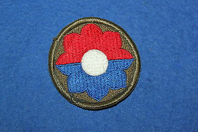 S4340: US Page Army 9. Infanterie Division