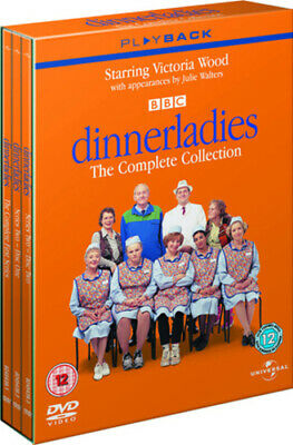 Dinnerladies: The Complete Collection DVD (2010) Victoria Wood ***NEW***