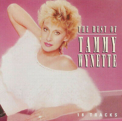Tammy Wynette : The Best Of Tammy Wynette CD (1996)