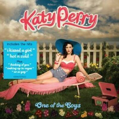 Katy Perry : One of the Boys CD (2008)
