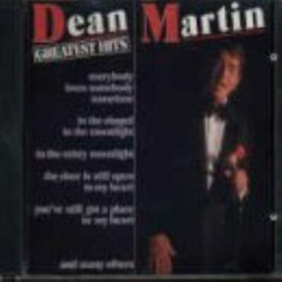 Martin, Dean : Greatest Hits CD Value Guaranteed from eBay's biggest seller!