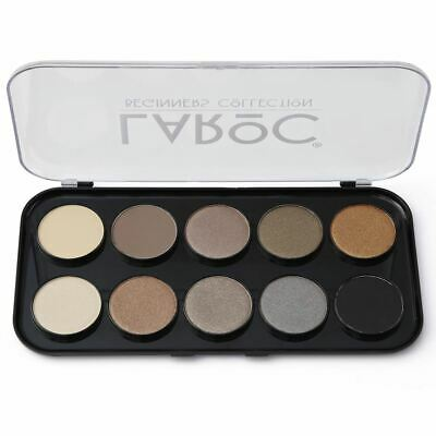 LaRoc 10 Colour Eyeshadow Eye Shadow Palette Makeup Kit Set Make Up Professional